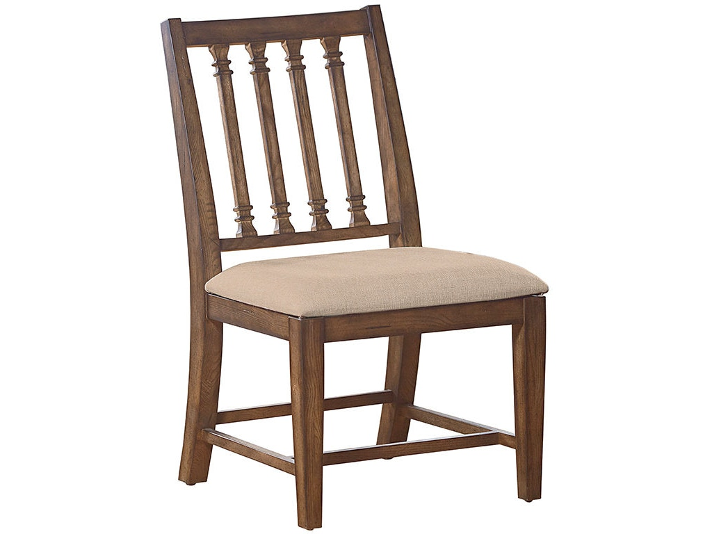 Magnolia home by joanna gaines dining room chair side for Furniture anchorage