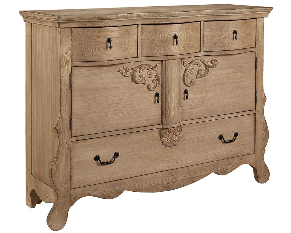Magnolia Home By Joanna Gaines Golden Era Sideboard/Chest 4010302Y