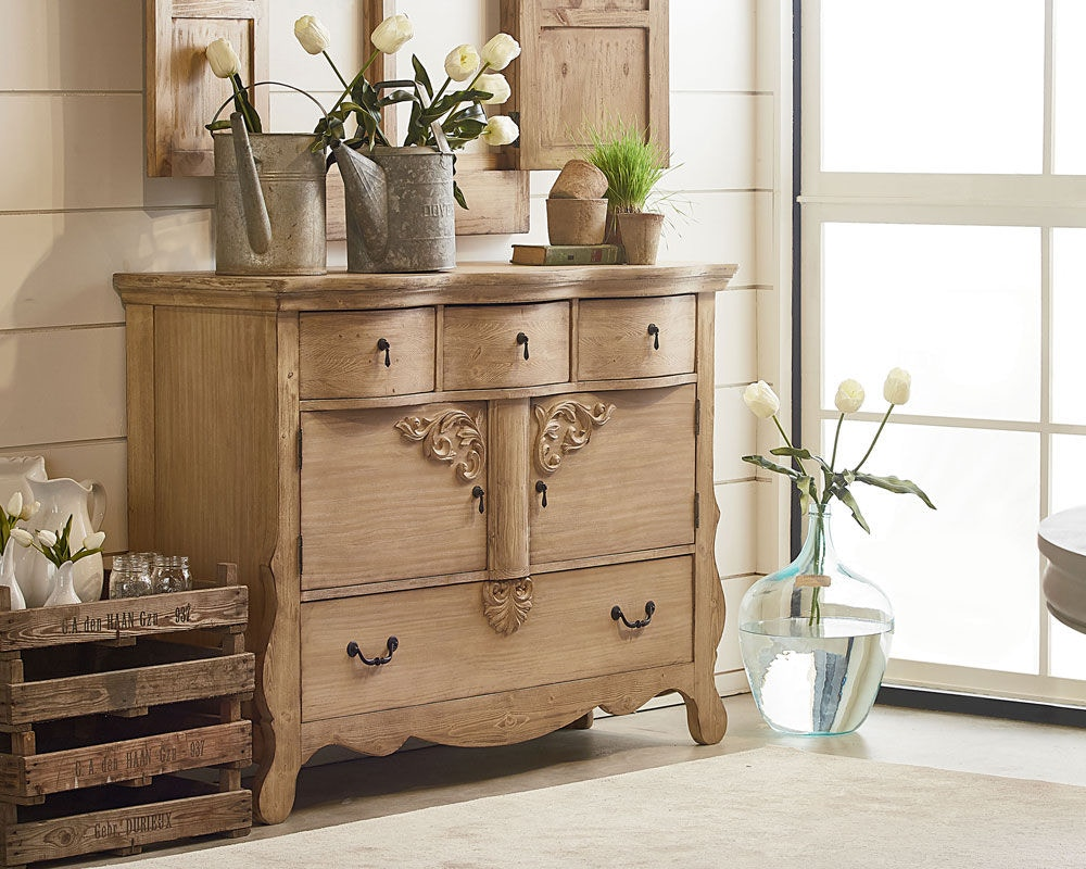 Magnolia Home By Joanna Gaines Dining Room Sideboard Chest