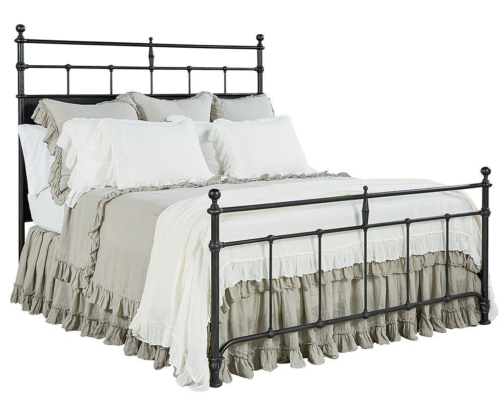 Magnolia Home By Joanna Gaines Bedroom Head/Footboard, 5/0 Trellis 4070401T  At The Furniture House Of Carrollton