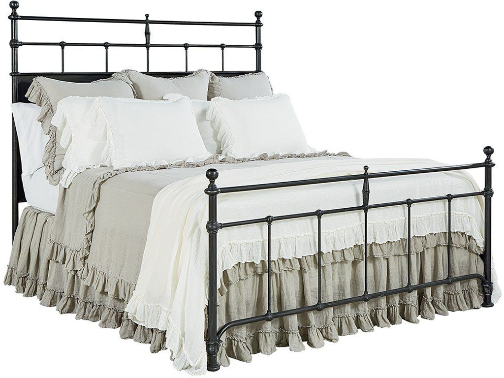 Magnolia Home By Joanna Gaines Bedroom Trellis Bed 5 0 4070401t 4070402t B F Myers Furniture