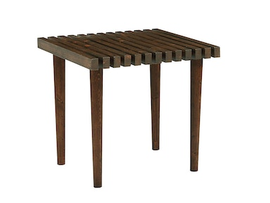 Magnolia Home by Joanna Gaines Table, End, Slat 5020102N