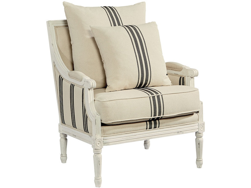 Magnolia Home By Joanna Gaines Living Room Parlor Chair Onyx 55508161 Treeforms Furniture
