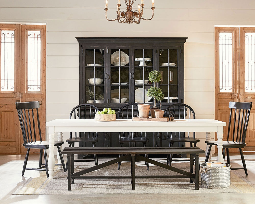 Exceptional Magnolia Home By Joanna Gaines Table, Dining, Vase Turned 7u0027 6010211B