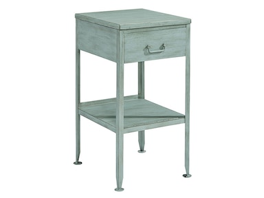 Magnolia Home by Joanna Gaines Di Elements Table, Side, Metal Utility 8030205D