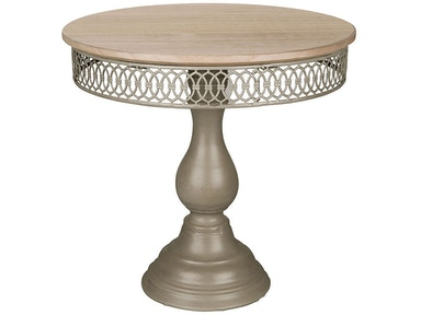 Magnolia Home by Joanna Gaines Filigree Dessert Pedestal Small 90900014