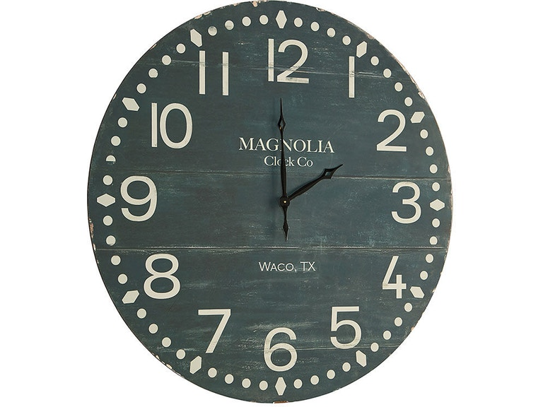 Magnolia Home By Joanna Gaines Courthouse Clock 768835