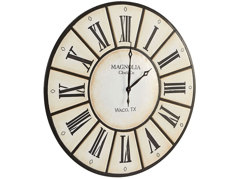 Magnolia Home By Joanna Gaines Village Clock 768836