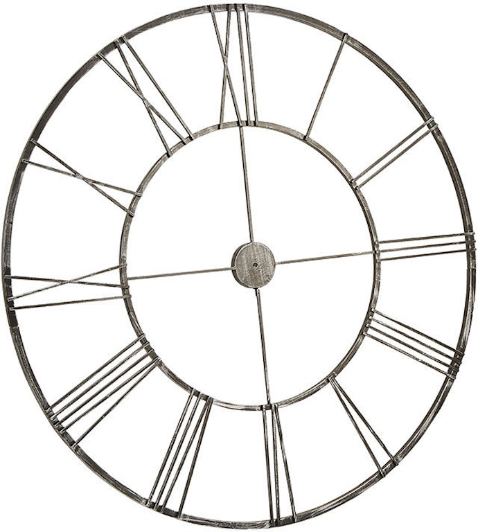 Magnolia Home by Joanna Gaines Accessories Infinity Clock Frame ...