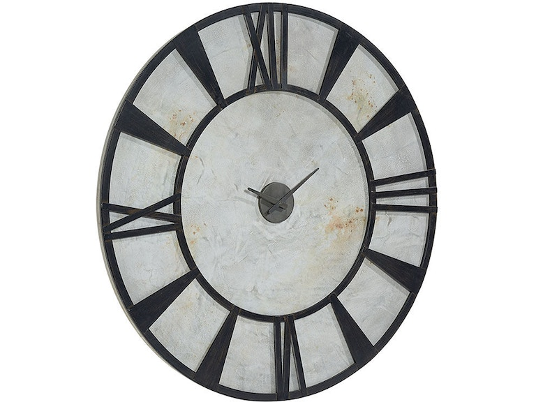 Magnolia Home By Joanna Gaines Metal Wall Clock 90901554