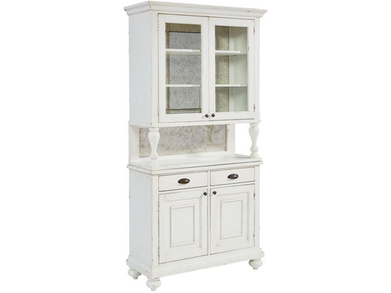 Magnolia Home By Joanna Gaines Dining Room Dish Hutch And Cabinet 6010129B 6010133B