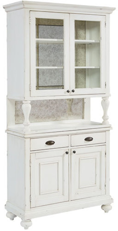 foto de Magnolia Home by Joanna Gaines Dining Room Dish Hutch and Cabinet ...