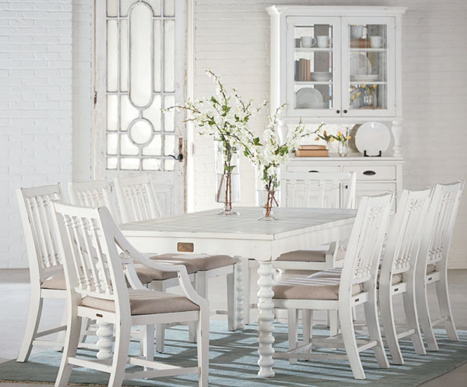 Magnolia Home By Joanna Gaines Dining Room Spool Leg 6