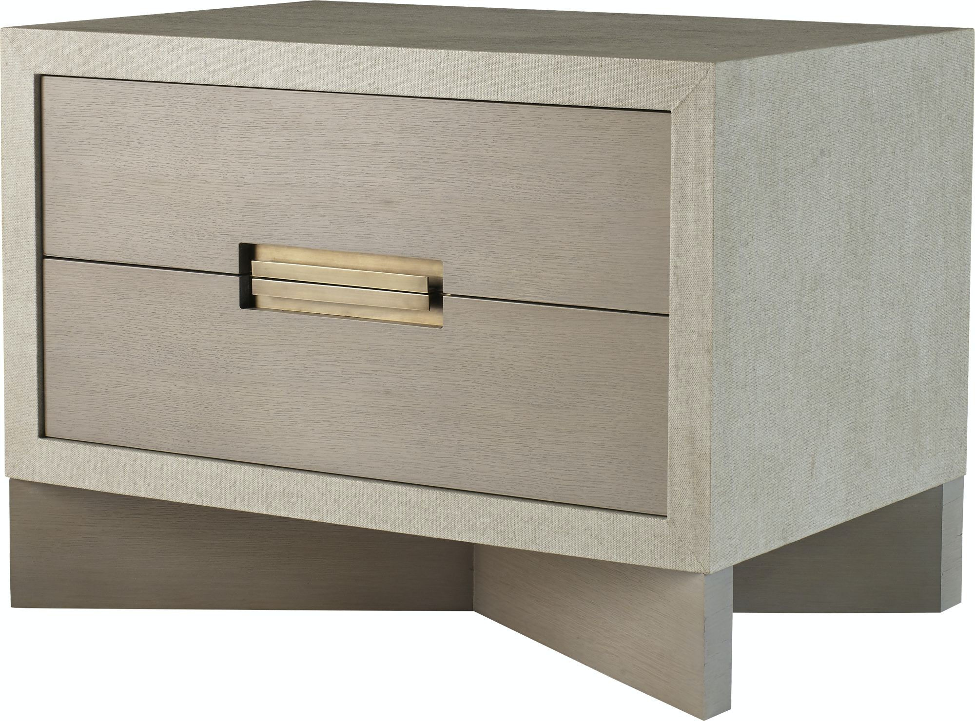Great Baker Furniture Barbara Barry Kona Chest 3310