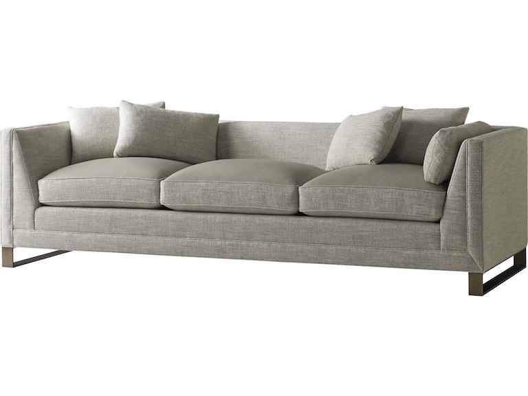 Baker Furniture Barbara Barry Surround Corner Sofa 6734sc