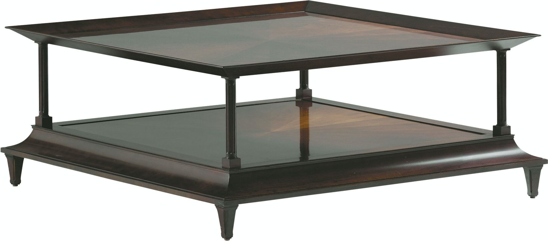 Baker Furniture 3752 Living Room Jacques Garcia Coffee Table