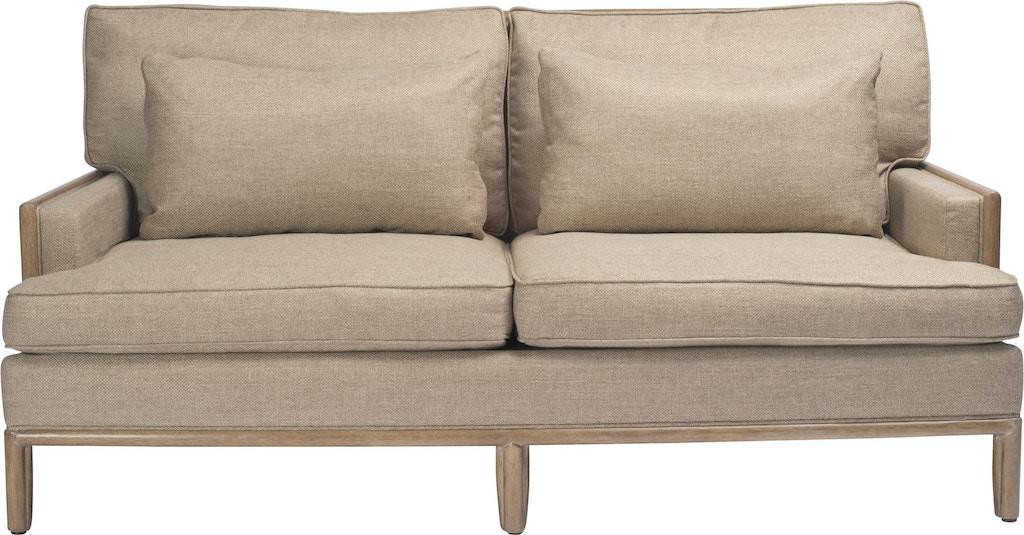 Baker Furniture Barbara Barry Boxback Sofa C 66