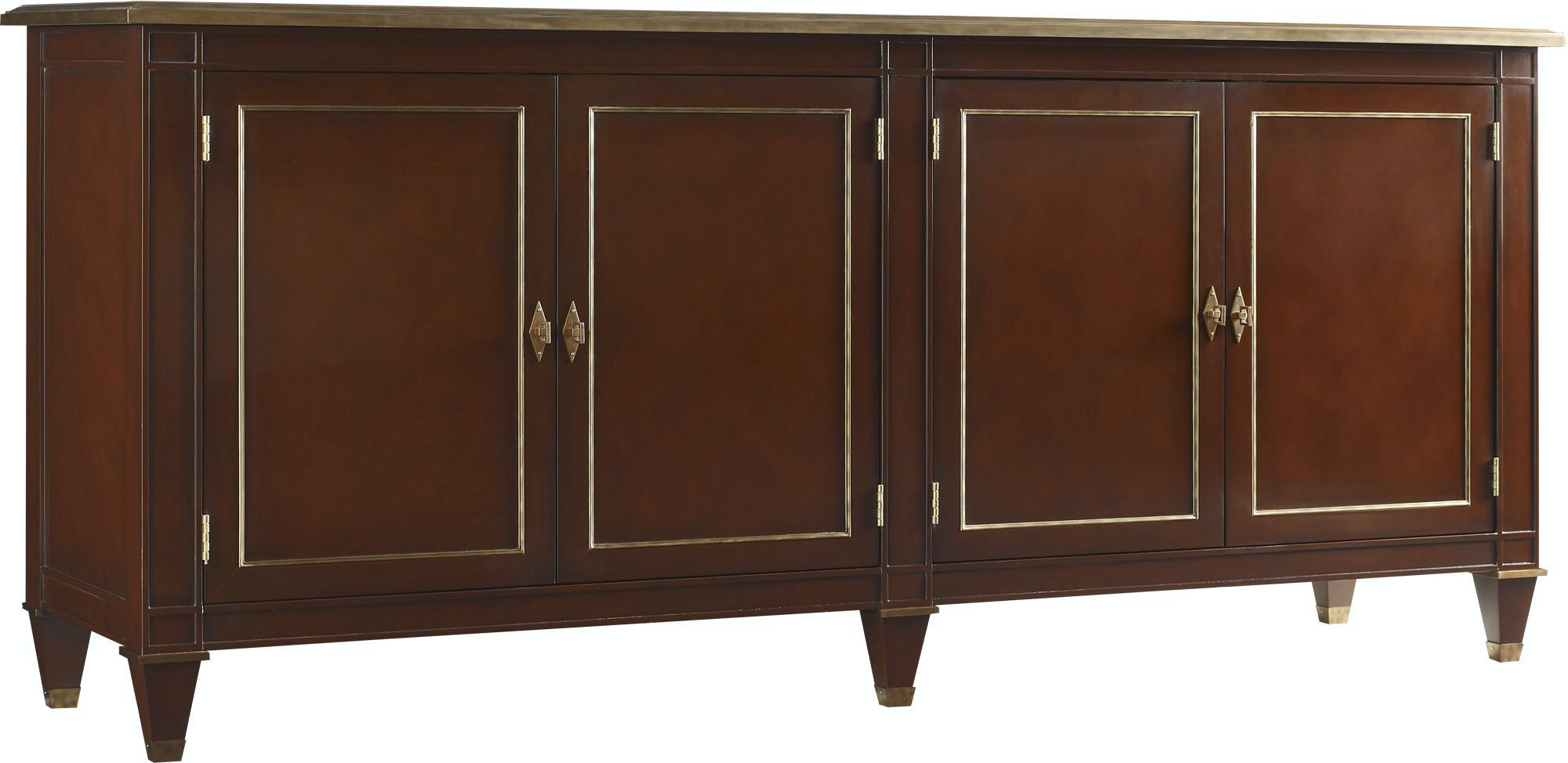 Baker Furniture Michael S Smith Martine Cabinet 9834