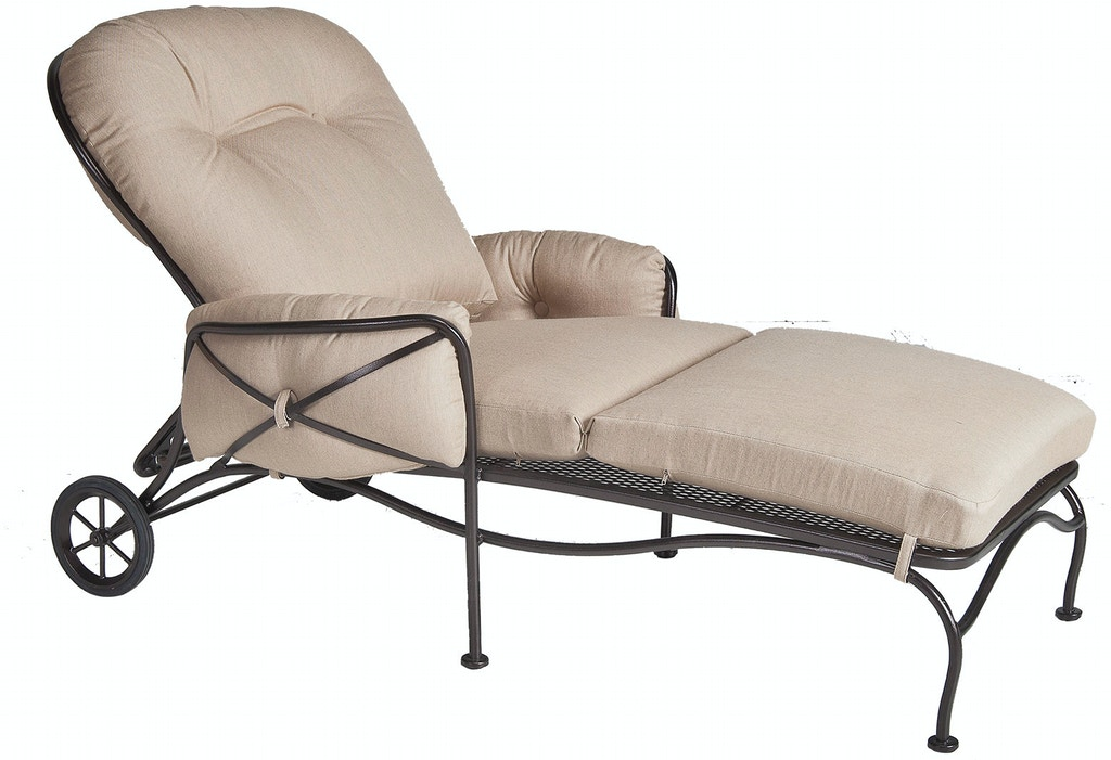 Ow Lee Outdoor Patio Adjustable Chaise 17138 Ch Zing