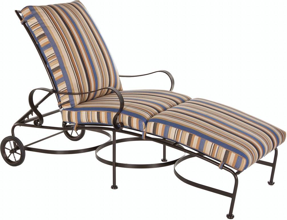 Ow Lee Outdoor Patio Adjustable Chaise 2052 Ch Zing