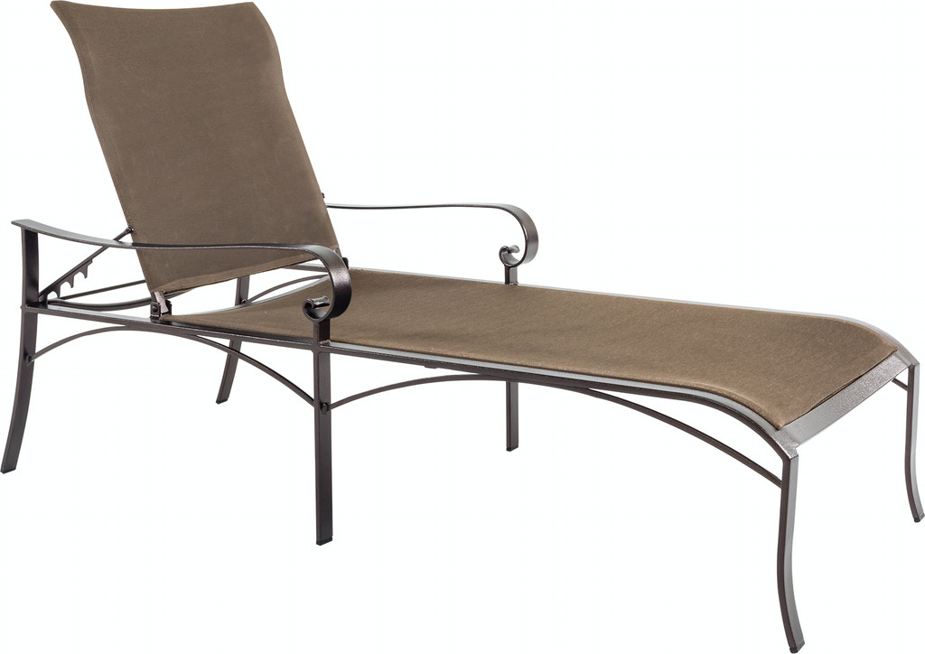 Enjoyable Ow Lee Outdoor Patio Flexcomfort Chaise Lounge 86188 Ch Home Interior And Landscaping Ponolsignezvosmurscom
