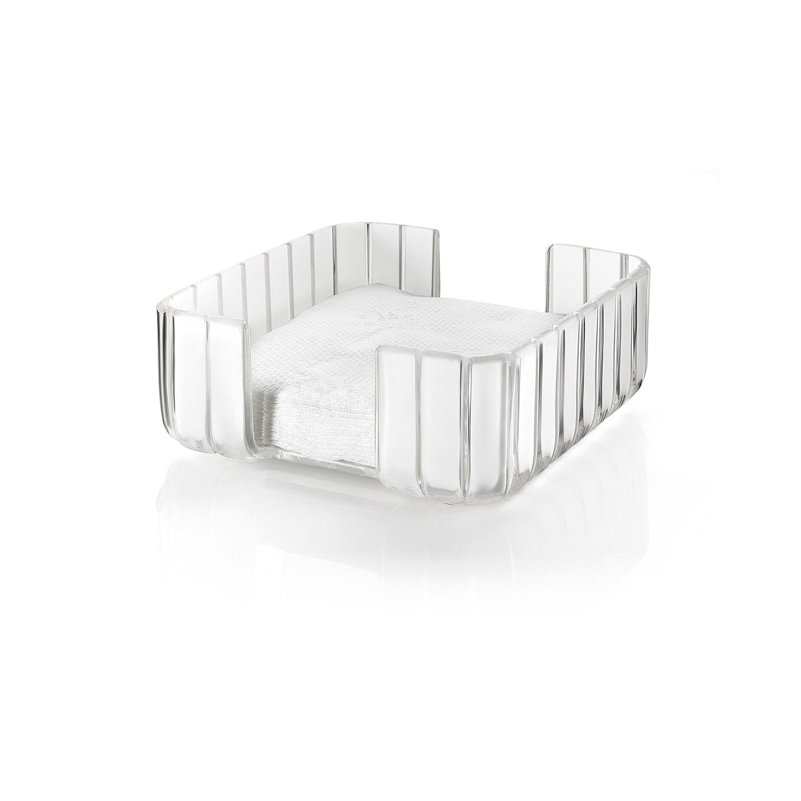 Fire House Casual Outdoor/Patio 2993   Grace Napkin Holder Transparent At The  Fire House Casual Living Store