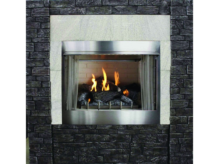 FH Casual Exclusive - Outdoor Fireplace | The Fire House ... on Fireplace Casual Living id=63073