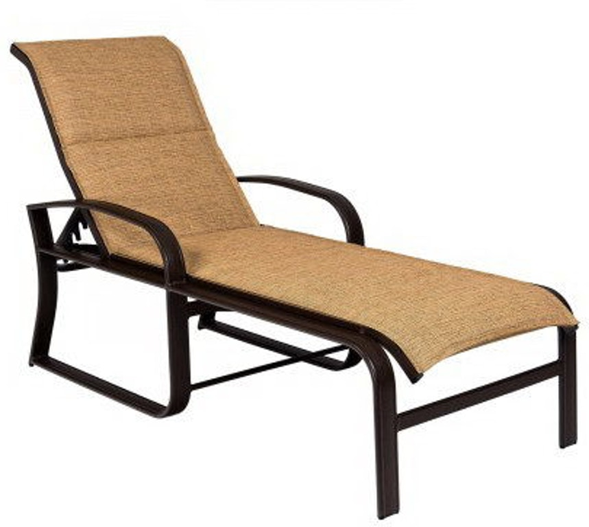 Fh Casual Custom Cayman Isle Sling Chaise Lounge The Fire House Casual Living Store
