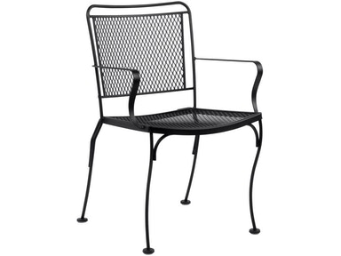 Fh Casual Custom Constantine Stackable Dining Arm Chair
