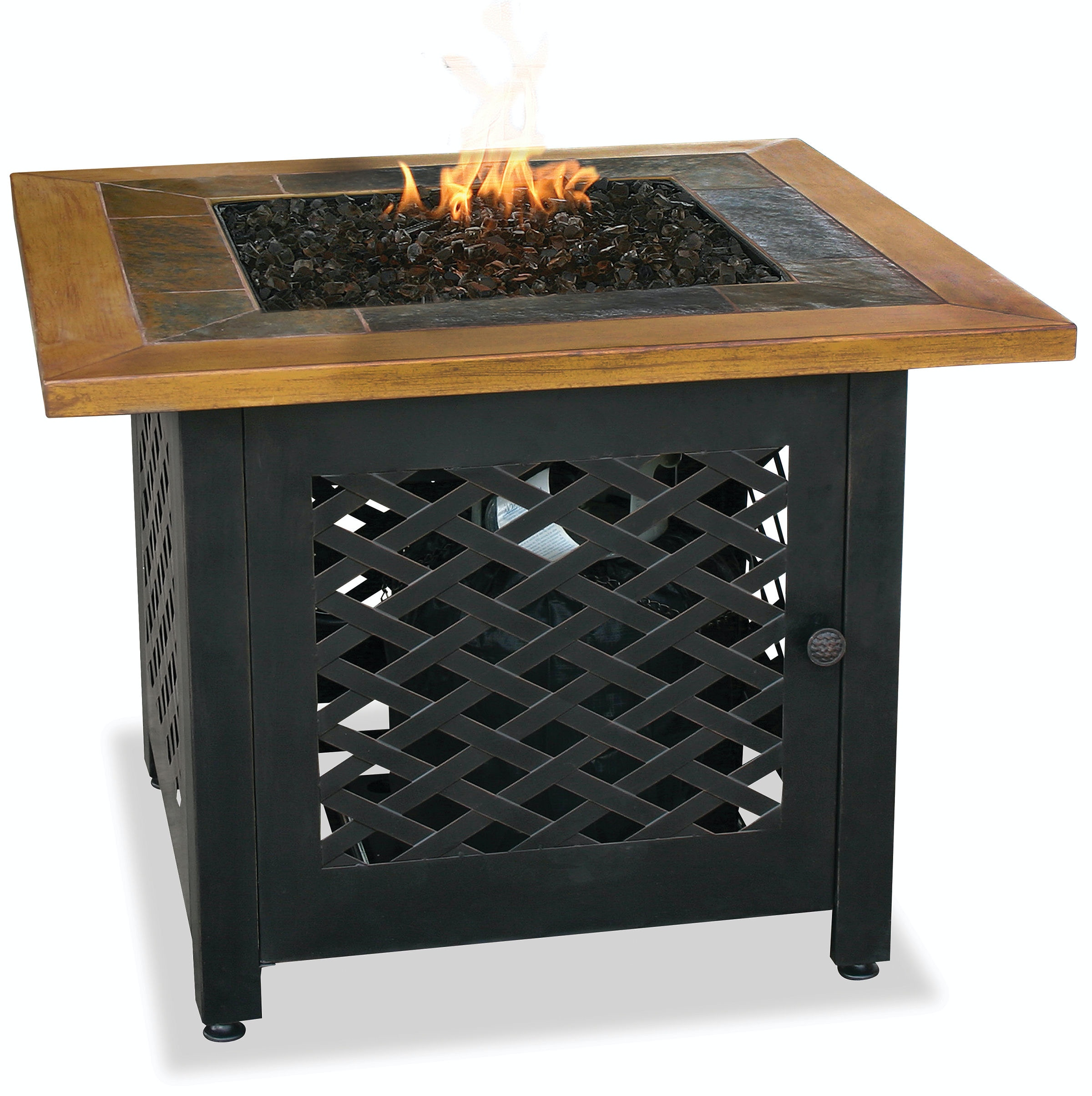 Fire House Casual Outdoor/Patio Gas Fire Pit A154 GAD1391SP At The Fire  House Casual Living Store