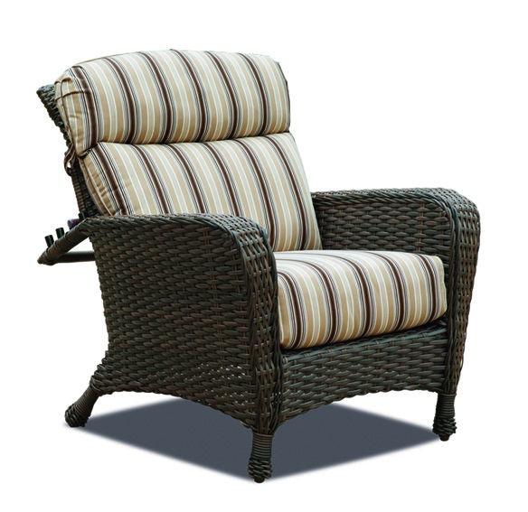 Fire House Casual Havana Deep Seating Morris Chair/Recliner R114 GT5228 MSC
