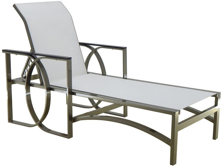 FH Casual Custom - Hermosa Sling Chaise Lounge | The Fire ... on Living Accents Sling Folding Chaise id=30137