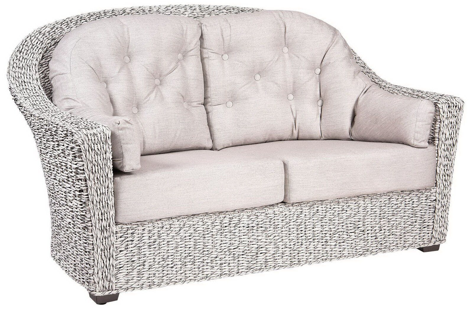 Picture of: Fh Casual Custom Isabella Love Seat White The Fire House Casual Living Store