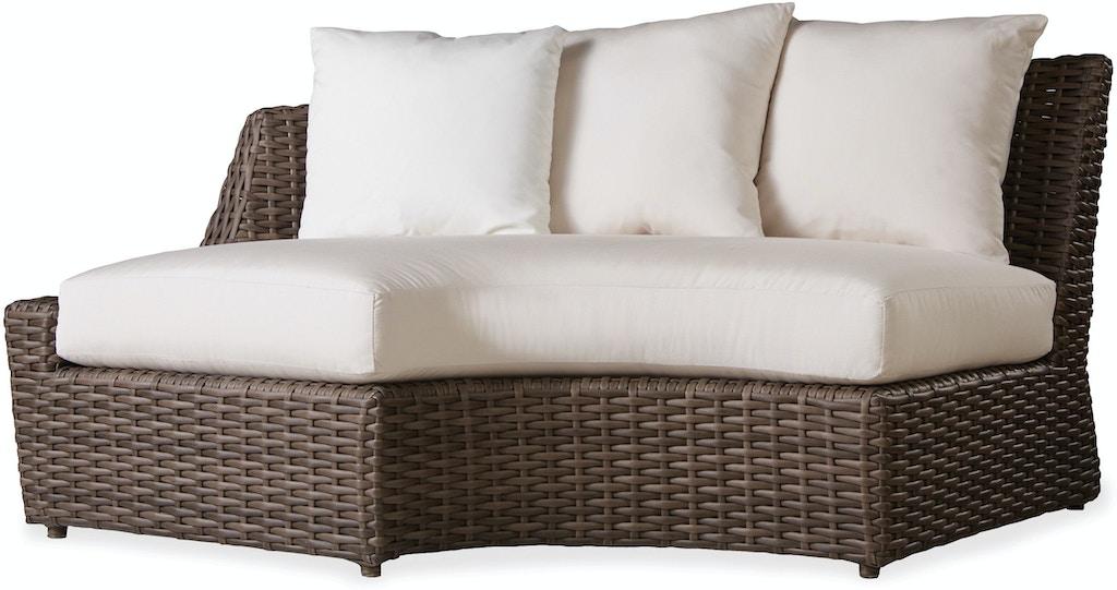 Admirable Fh Casual Custom Largo Right Arm Curved Sofa Sectional Customarchery Wood Chair Design Ideas Customarcherynet