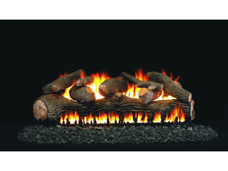 Real Fyre Vented Gas Logs The Fire House Casual Living
