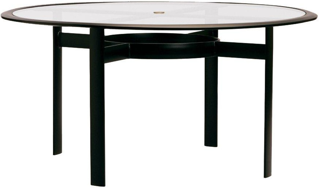 Brown Jordan Parkway 54 Inch Round Dining Table The Fire House Casual Living Store