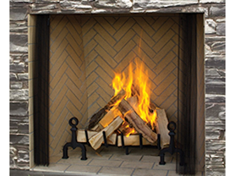 """FH Casual - Plantation 48"""" Masonry Fireplace 