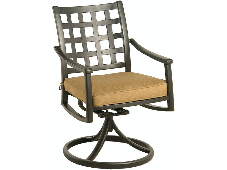 Fh Casual Exclusive Stratford Dining Swivel Rocker The