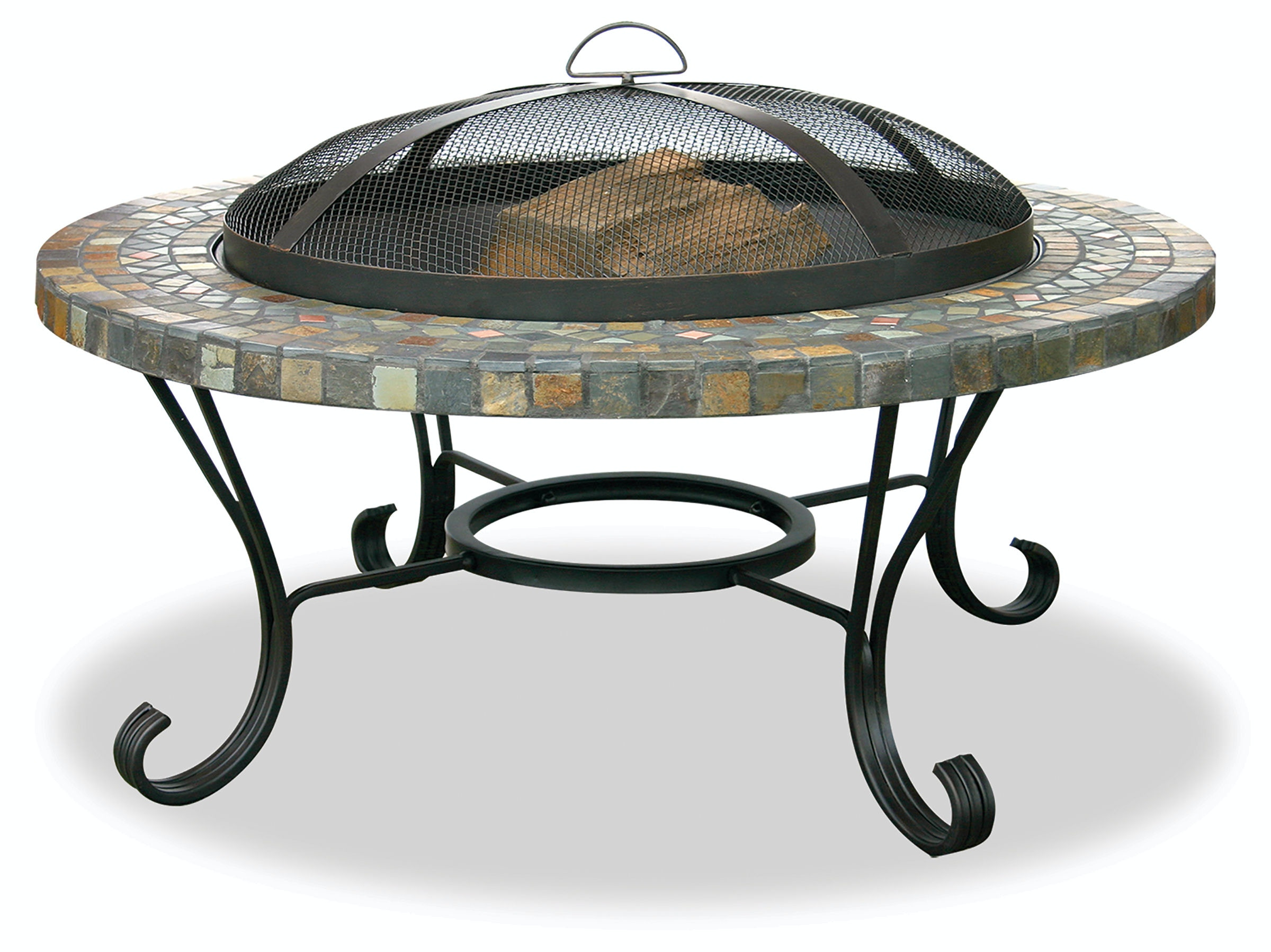 Fire House Casual Wood Burning Fire Pit A154 WAD931SP