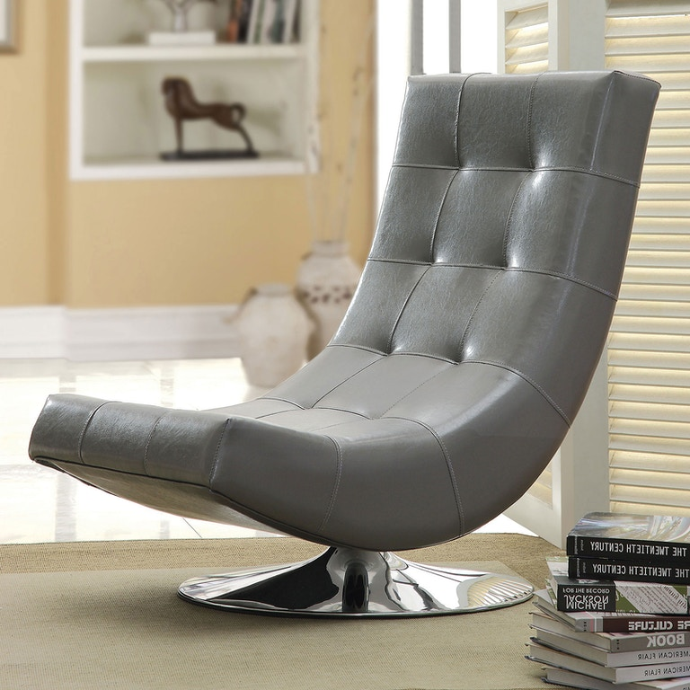 Phenomenal Furniture Of America Living Room Swivel Chair Gray Cm Ocoug Best Dining Table And Chair Ideas Images Ocougorg
