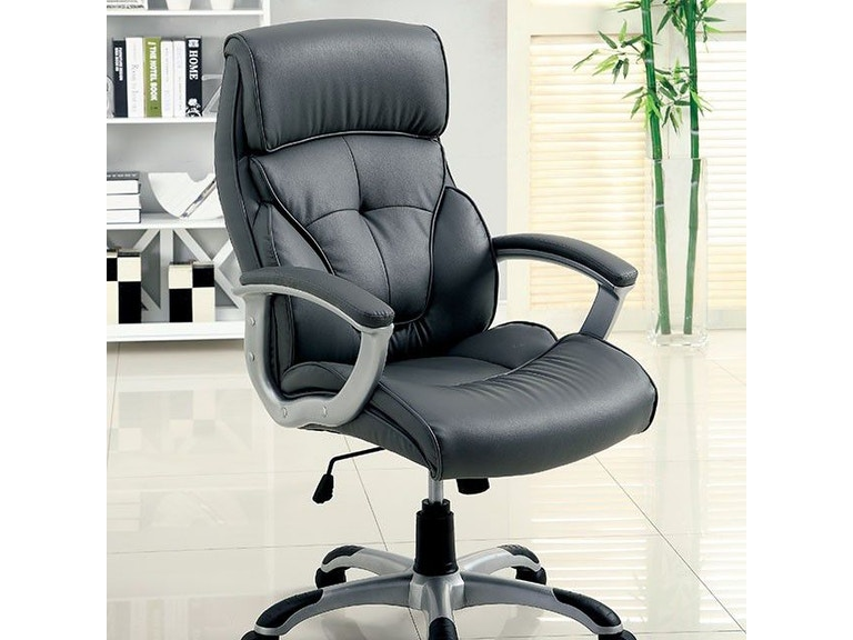 Furniture Of America Home Office Ht Adjustable Office Chair Cm Fc614 Anna S Home Furnishings