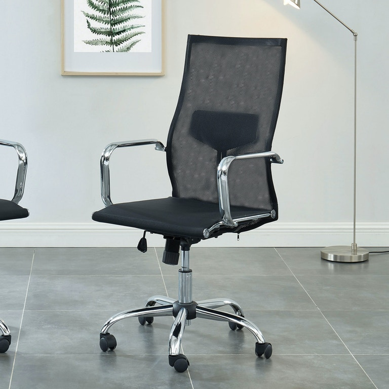 Furniture Of America Home Office Office Chair Cm Fc658 L Anna S Home Furnishings Lynnwood Wa