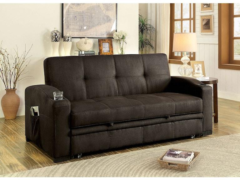 Living Room Futon Sofa Cm2691 Set