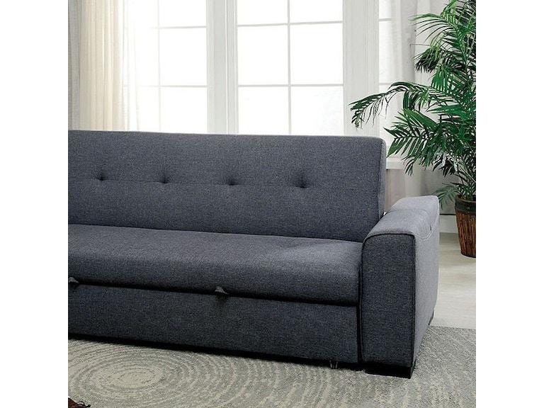 Furniture Of America Futon Sofa Cm2815 Pk