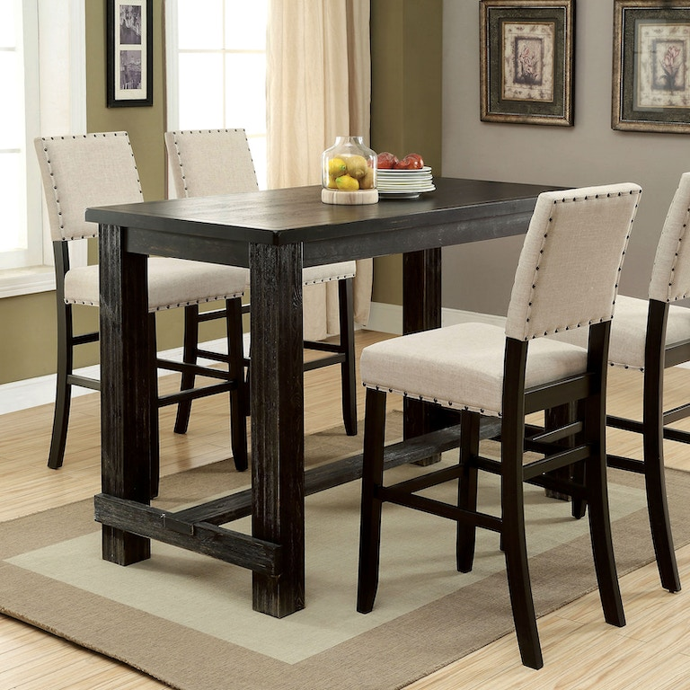 Admirable Furniture Of America Bar And Game Room Bar Table Antique Download Free Architecture Designs Rallybritishbridgeorg