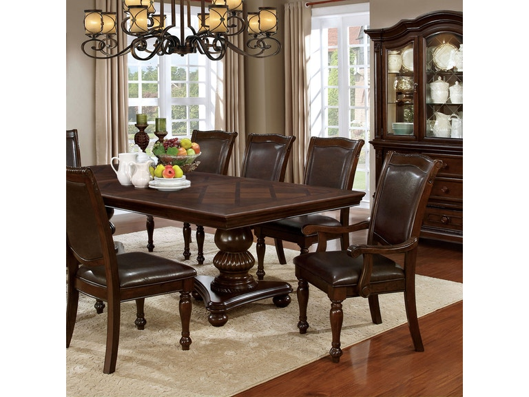 Furniture of America Dining Room Hutch & Buffet CM3350HB-SET ...
