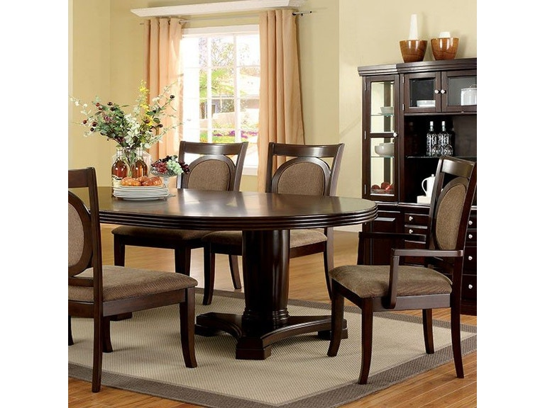 52150d4b24047b Furniture of America Dining Room Dining Table CM3418T-TABLE at Simply  Discount Furniture