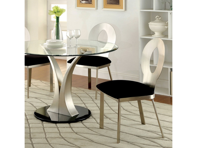 America Dining Room Round Table