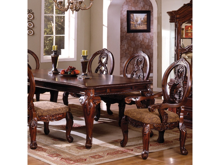 Furniture of America Dining Room Formal Dining Table ...