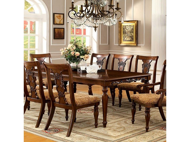 Furniture Of America Dining Room Hutch Buffet Cm3880hb Nastasi S